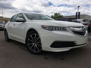 2015 Acura TLX Tech | AWD | Navigation | Remote Start | Sunroof