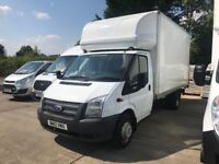 **Ford Transit Luton with Tail lift 2012**