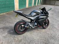 Yamaha. YZF R125