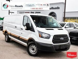 2017 Ford Transit 148 WB - Low Roof - 60/40 Pass.Side Cargo