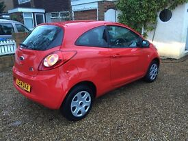 2014 FORD KA EDGE CAT D REPAIRED 26,000 MILES FULL SERVICE HISTORY IMMACULATE CONDITION