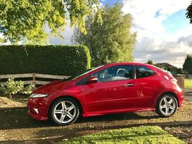 Civic Type S GT 3dr - Sort after Civic - Low miles