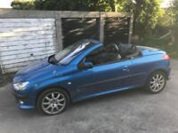Peugeot 206CC - Spares or Repairs