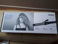 Babyliss Curl Pro 210 Curling Tongs