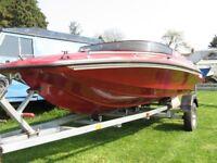 Shakespeare Sport Speedboat 14 ft project!