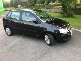 2007 VW POLO 1.4 - 1 YEAR MOT GREAT CONDITION LOW MILAGE