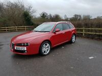 Alfa Romeo 159 Sportwagon Estate (2010) MOT 11/17, First to see will buy