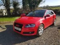 Audi A3 (RED) 1.9 TDI 2009
