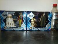 doctor who and dalek action figures