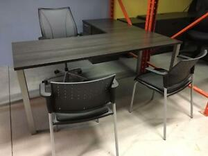 Office Desks - IOF - Benching - Office Furniture.