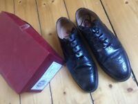 Ghillie Kilt Brogues Shoes Leather Sole size 11