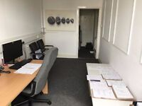 OFFICE ROOM / SPACE AVAILABLE TO RENT IN BOURNEMOUTH TRIANGLE *No Min Contract*