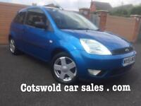 55 plate ford fiesta 1.2 zetec 34000 Miles cam belt done 11 service stamps immaculate car !!!!