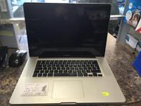 MacBook Pro 15inch with 2 months warranty
