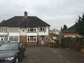 CATERPILLAR SALES & LETTING PROUD TO OFFER THIS 3 BED HOUSE TO LET CHURCH ROAD YARDLEY B33 8PG