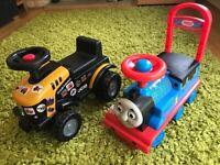 Children Ride On Trucks