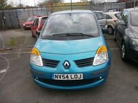 renault modus 1.4 (low mileage)full service history