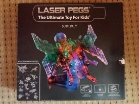 laser pegs butterfly 12-in-1