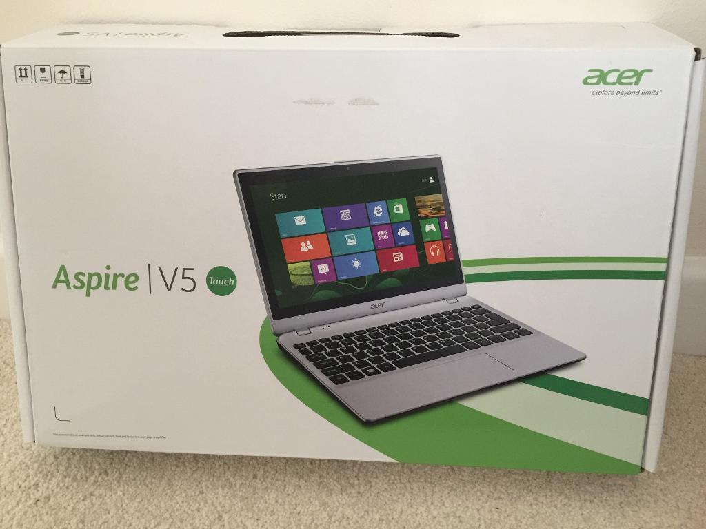 Aspire laptop