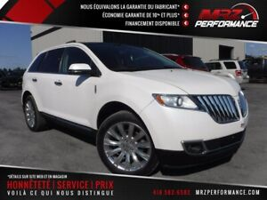 2014 Lincoln MKX 37,400km Limited AWD - Cuir - Toit - GPS - Bas