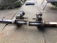 Powertouch caravan motor mover ( FAULTY )
