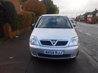 IMMACULATE CONDITIONS VAUXHALL MERIVA ,SUPER CHEAP + ECONOMIC