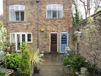 CHURCH ST, STOKE NEWINGTON - 2 bedroom modern flat with garden – part furnished