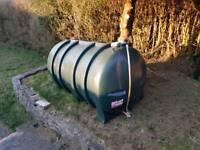 Plastic tank 1345L