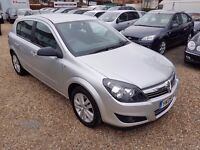 Vauxhall Astra 1.6 i 16v SXi 5dr, FULL SERVICE HISTORY. 2 KEYS. HPI CLEAR.GOOD CONDITION.P/X WELCOME