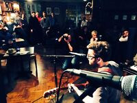 Open Mic Night - West London - Guitar Supplied on Stage