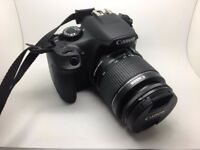 Canon EOS 1300D Digital SLR Camera & 18-55mm Lens
