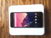 Nexus 6P 32GB Silver W/ Case & Charge Dock + Warranty! (UNLOCKED)