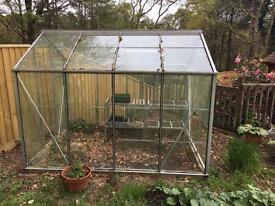 8ft x 6ft green house