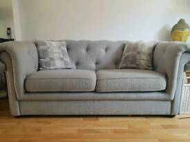 DFS 2/3 seater sofa bed