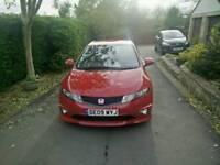 Honda civic type r fn2 2009