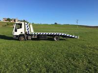 IVECO recovery truck 7.5 ton 2004 04 new shape