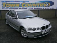 ***2003 BMW 3 Series SE COMPACT **IMMACULATE**( 316 318 320 golf lowered )