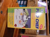 Pro Chef Manual food processing kit