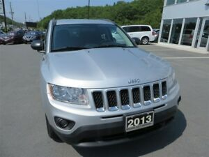 2013 Jeep Compass North *4x4! *Automatic!