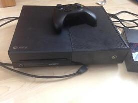 Xbox one (no controller) (read description)