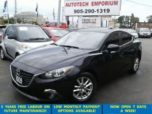 2014 Mazda MAZDA3 GS Navigation/Cam/Alloys/HtdSts