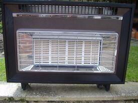 Flavel Misermatic De Luxe Gas Fire in good condition.