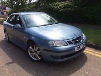 SAAB 9-3 VECTOR SPORT 1.9 DIESEL AUTOMATIC ANNIVERSARY 10 STAMP FULL HISTORY CLEAN SAT NAV LEATHERS