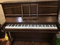 Piano upright Graham & Co.