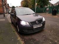 Volkswagen polo 1.4 TDI cheap tax only £30 per year