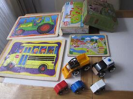 boys mixed toys bundle