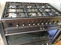 Smeg A2-PY6 Opera range cooker