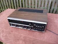 vintage jvc 5521l phono receiver