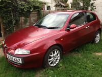 Alfa Romeo 147 5 months MOT
