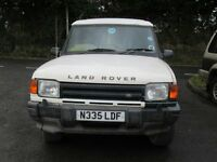 1995 Landrover Discovery Commercial (van) 2495cc manual